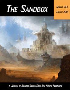 The Sandbox #2