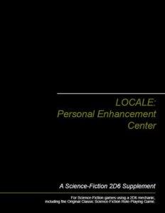 Locale: Personal Enhancement Centre