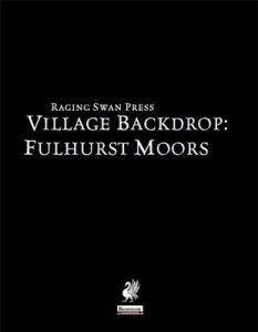Village Backdrop: Fulhurst Moors