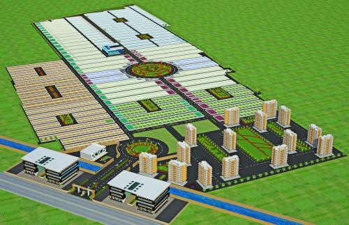 Arial Metro City, Muzaffarpur
