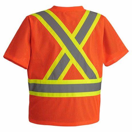 5994 Hi-Vis Traffic Shirt