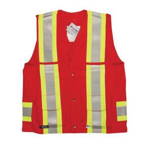FR Supervisor Safety Vest