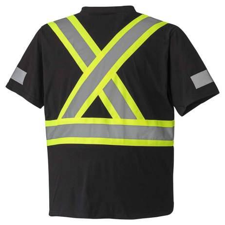 6976 Hi Vis Cotton T-Shirt
