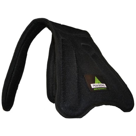 removable backpad for peakworks harness