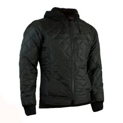 black freezer jacket