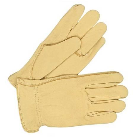 Ladies Deerskin Driver Gloves