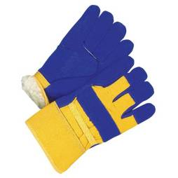 Ladies Pile Lined Fitter Gloves