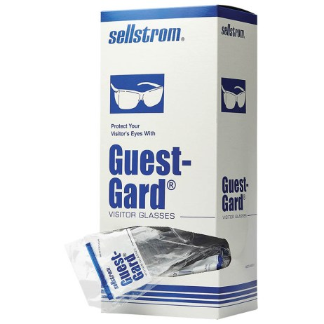 Guest Guard Safety Glasses Box