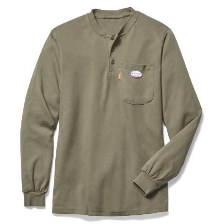 khaki fr shirt