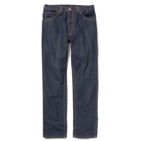 FR relaxed fit denim jeans