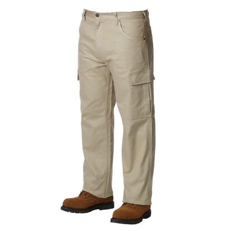 stretch twill cargo pant