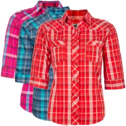 womens plaid shirts