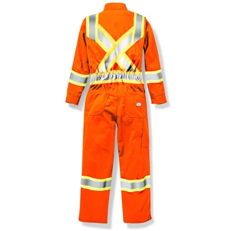 hi vis coverall 7 oz