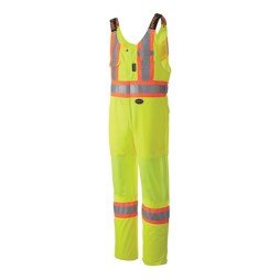hi vis traffic safey overalls