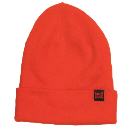 Orange Watch Cap