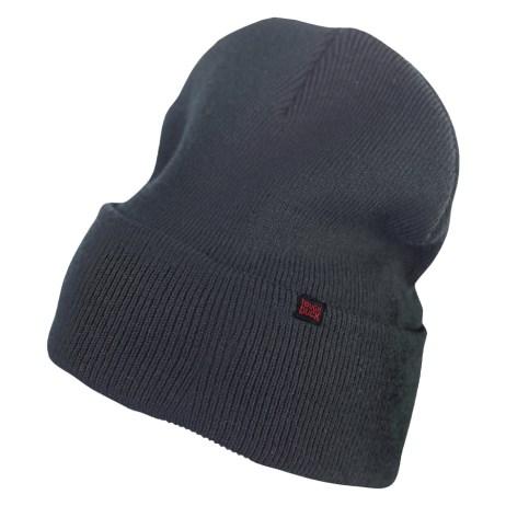 Charcoal Knit Cap