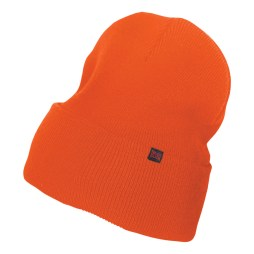 Orange Knit Cap