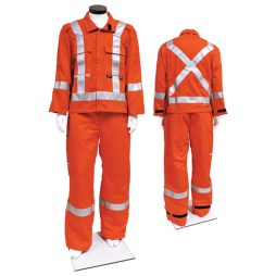 FR UltraSoft® Women's Hi-Viz Suit-All Top