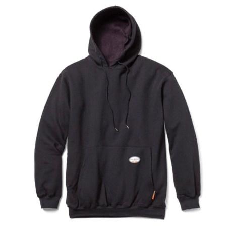 Black Pullover FR Hoodie