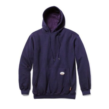 Blue FR Pullover Hoodie