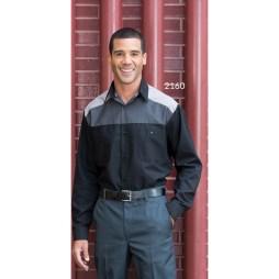 Three-Toned Mechanic Shirt
