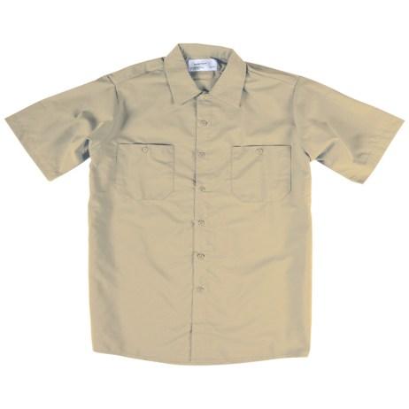 Beige Work Shirt
