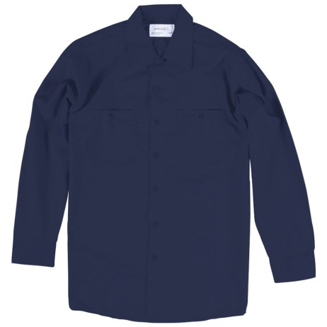 Navy Work Shirt