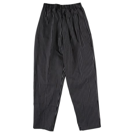 Striped Chef Pants