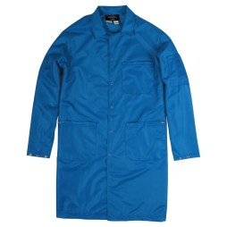 Blue ESD Lab Coat