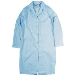 Blue Lab Coat