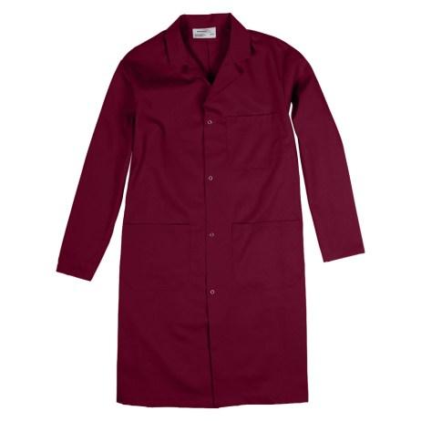 Burgundy Long Coat