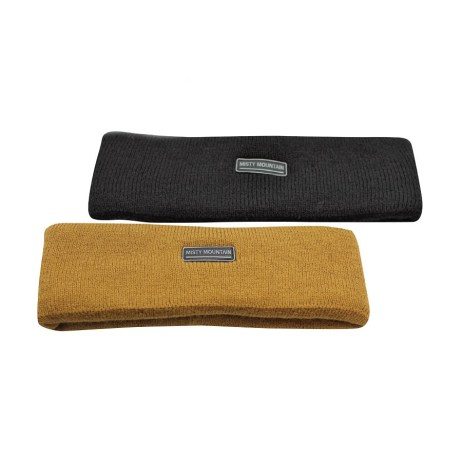 Black and Brown Headbands