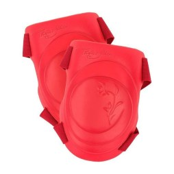 Red Knee Pads