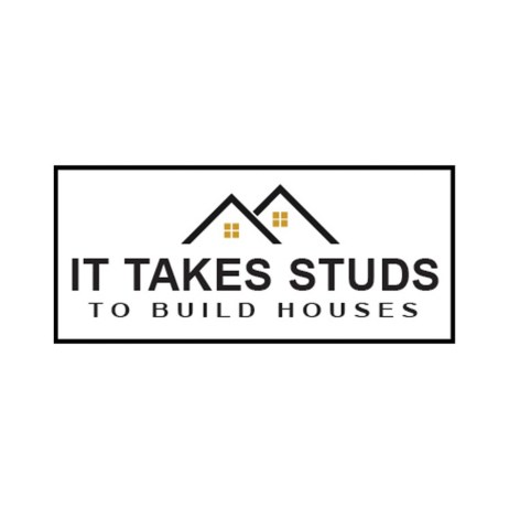It Takes Studs to Build Houses Sticker