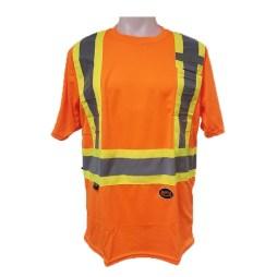 hi viz safety shirt