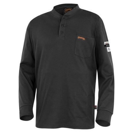black fr shirt