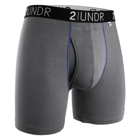grey boxer briefs