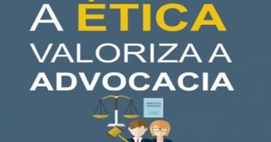 Questão de Ética e Advocacia – 31 – Adv. Adriano Pinto