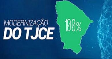 TJCe confirma redução de quase 66% no seu estoque de processos em 2020