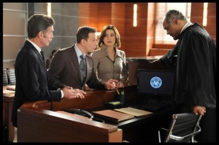The Good Wife Court