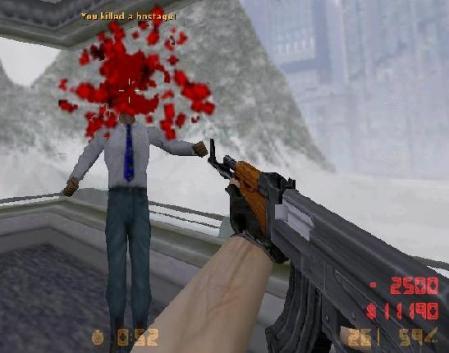 Counter Strike: Olhando pelo outro lado…