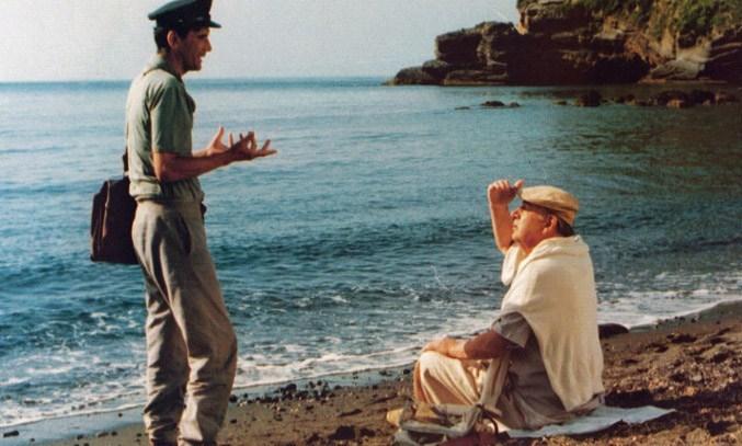 Imagem do filme O Carteiro e o Poeta