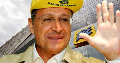 """Alckmin: """"O Banco do Brasil eu não pretendo privatizar"""""""