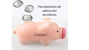 Parcelamento de salarios