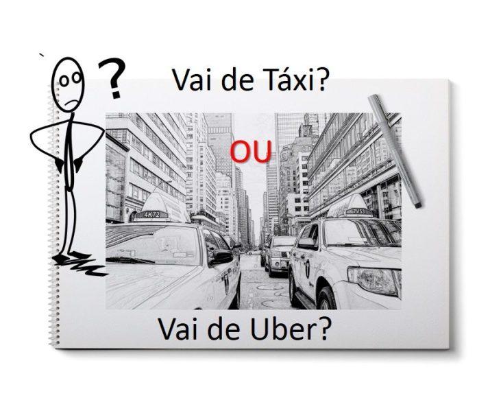 Legalidade da Uber