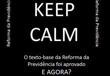 APROVADO o texto-base da reforma da previdência