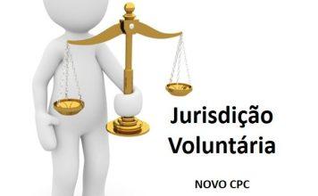 jurisdição voluntária e o novo CPC