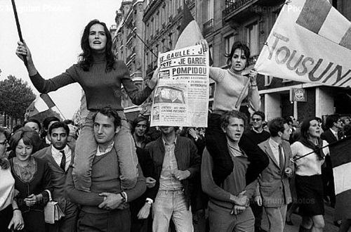 Maio de 1968: entenda o movimento cultural - Direitos Brasil