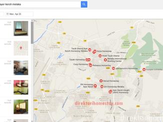 Masukkan Homestay Di Google Map Direktori Homestay 2