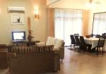 Ruang tamu dan ruang makan
